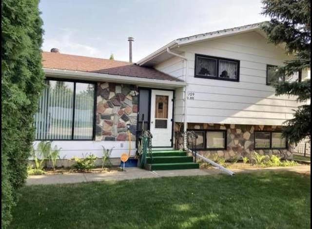 5109 45 Avenue, Drayton Valley, AB T7A 1L1 (#E4256509) :: Initia Real Estate