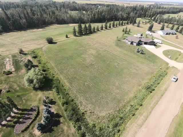 18, 27118 HWY 18, Rural Westlock County, AB T7P 2P6 (#E4256533) :: Initia Real Estate