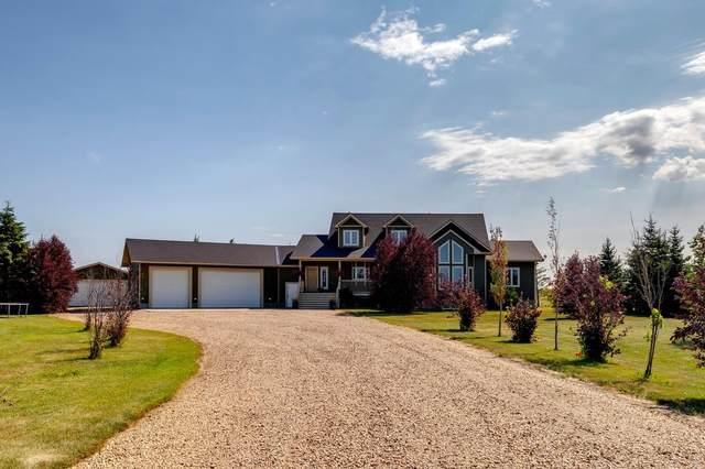 55227 Range Road 252, Rural Sturgeon County, AB T8R 0P9 (#E4256545) :: The Foundry Real Estate Company
