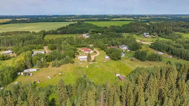 5 240073 TWP RD 471, Rural Wetaskiwin County, AB T9A 1X1 (#E4256576) :: Initia Real Estate
