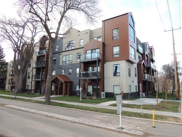 103 10006 83 Avenue, Edmonton, AB T6E 2C2 (#E4256585) :: The Foundry Real Estate Company