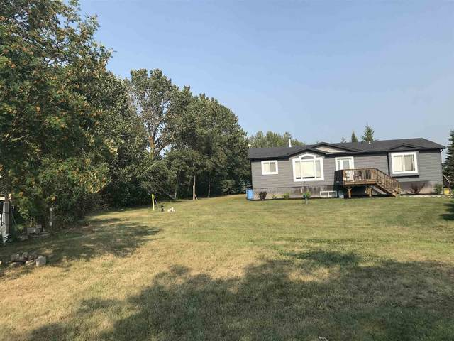 55516 Rge Rd 244, Rural Sturgeon County, AB T0A 0K5 (#E4256587) :: The Foundry Real Estate Company