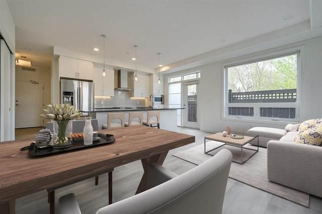 101 10606 84 Avenue, Edmonton, AB T6E 2H6 (#E4256592) :: The Foundry Real Estate Company