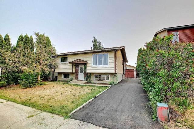 58 Mcnabb Crescent, Stony Plain, AB T7Z 1G9 (#E4256594) :: Initia Real Estate
