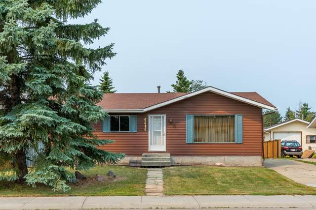 4414 51 Street, Beaumont, AB T4X 1C8 (#E4256648) :: The Foundry Real Estate Company