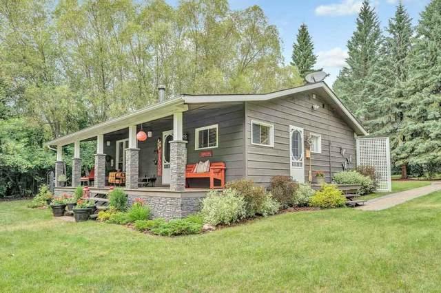 33 23303 TWP 590, Rural Westlock County, AB T0G 2J0 (#E4256650) :: Initia Real Estate