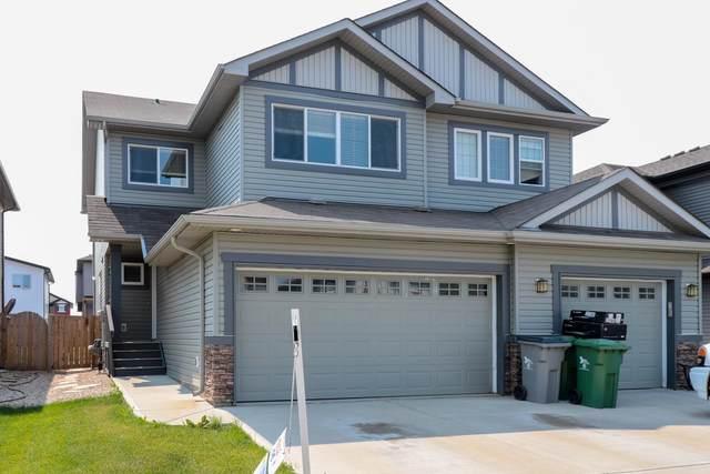 6605 48 Avenue, Beaumont, AB T4X 0A3 (#E4256651) :: The Foundry Real Estate Company