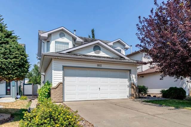1812 Kramer Place, Edmonton, AB T6L 6X6 (#E4256694) :: Initia Real Estate