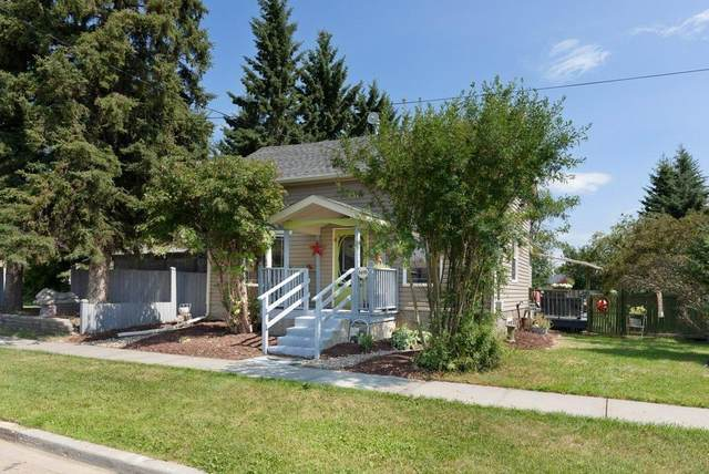 5015 49 Street, Legal, AB T0G 1L0 (#E4256700) :: The Foundry Real Estate Company