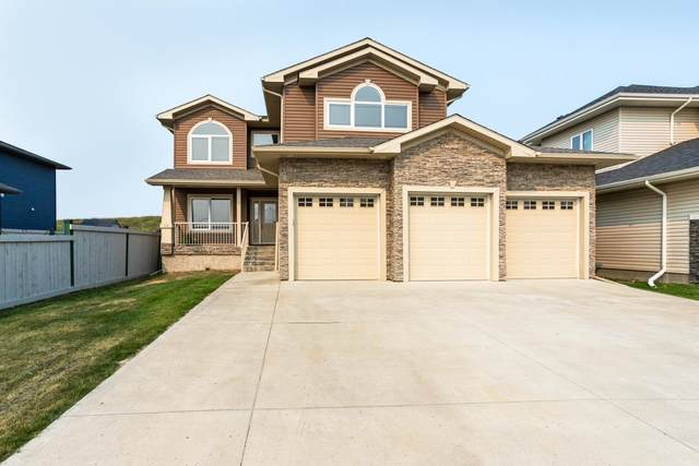 99 Lamplight Drive, Spruce Grove, AB T7X 0G8 (#E4256787) :: The Foundry Real Estate Company