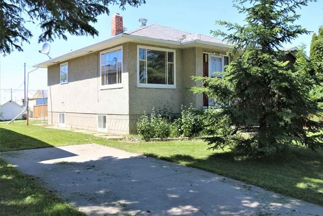 5228 47 Street, Barrhead, AB T7N 1H3 (#E4256805) :: The Foundry Real Estate Company