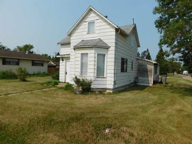 5402 50 Avenue, Lamont, AB T0B 2R0 (#E4256884) :: Initia Real Estate