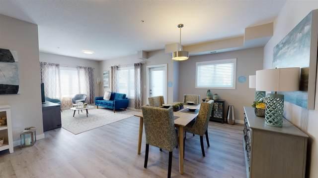 110 560 Griesbach Park NW, Edmonton, AB T5E 6X1 (#E4256906) :: The Foundry Real Estate Company