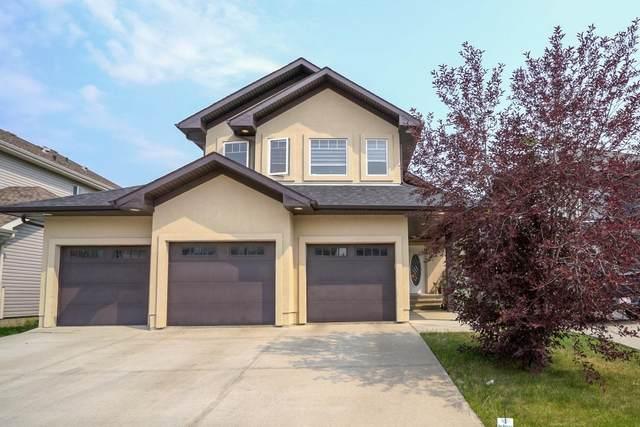 3301 65 Street, Beaumont, AB T4X 0G5 (#E4256915) :: Initia Real Estate