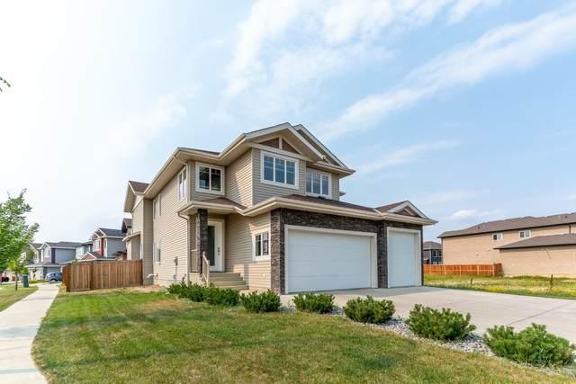 5302 Rue Eaglemont, Beaumont, AB T4X 0H9 (#E4256920) :: Initia Real Estate