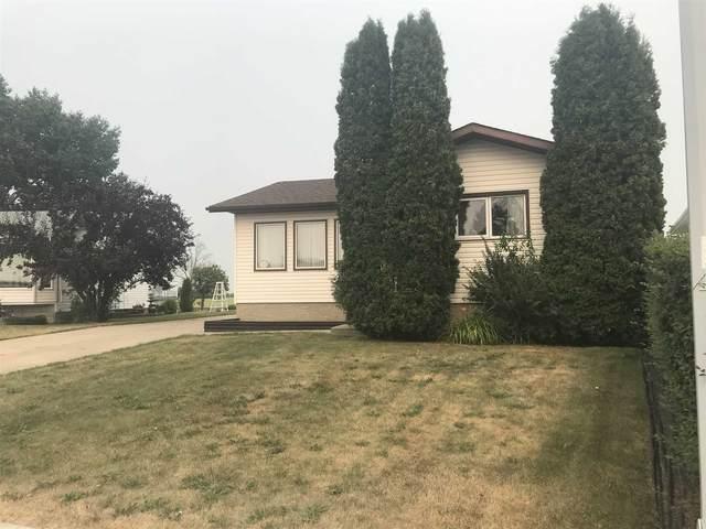 5713 43A Street, Vegreville, AB T9C 4L0 (#E4256943) :: Initia Real Estate