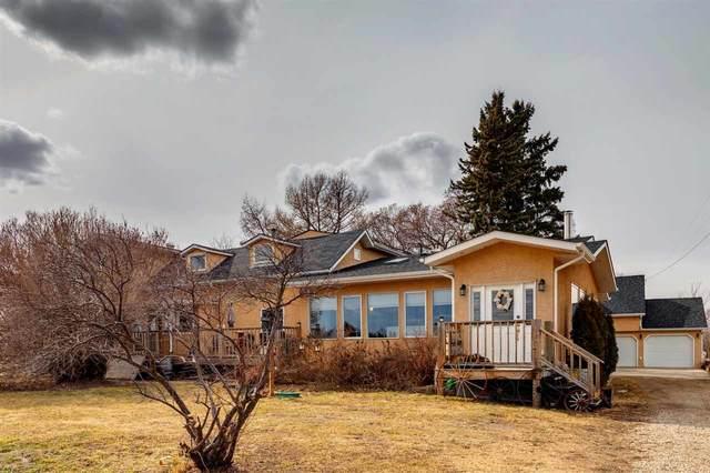 470050 A Rge Rd 243 A, Rural Wetaskiwin County, AB T9A 1W8 (#E4256961) :: Initia Real Estate