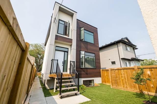 2 11435 101 Street, Edmonton, AB T5G 2A9 (#E4256978) :: The Foundry Real Estate Company