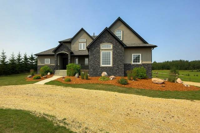 10 26510 TWP RD 511, Rural Parkland County, AB T7Y 1G2 (#E4256999) :: Initia Real Estate