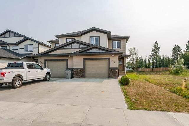 159 Brickyard Place, Stony Plain, AB T7Z 0H9 (#E4257053) :: Initia Real Estate