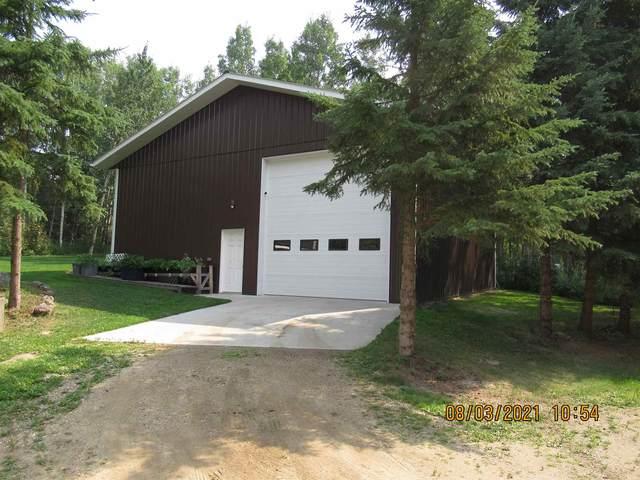 201 Highland Road, Rural Wetaskiwin County, AB T0C 2C0 (#E4257056) :: Initia Real Estate