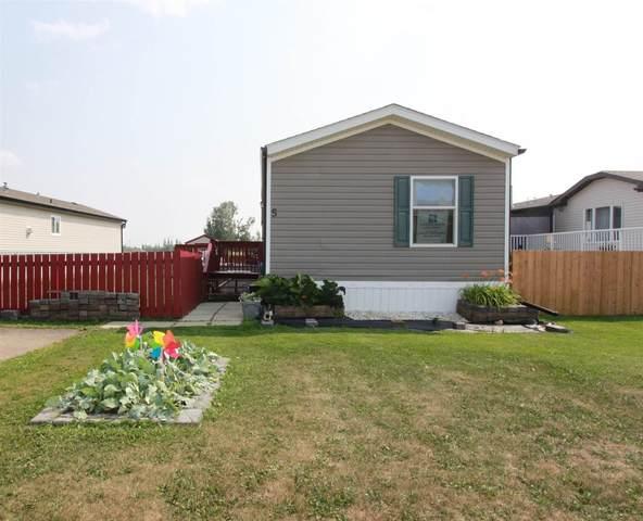 5 Midland Road, Millet, AB T0C 1Z0 (#E4257091) :: Initia Real Estate