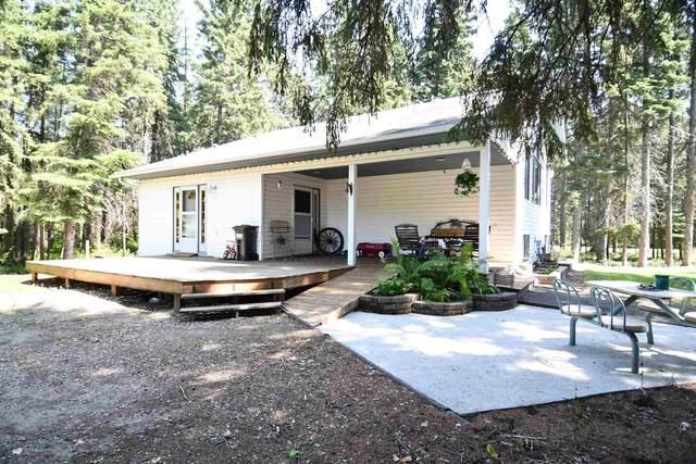 480006 Rge Rd 280, Rural Wetaskiwin County, AB T0C 0V0 (#E4257191) :: Initia Real Estate