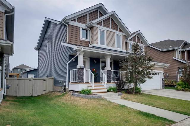 6820 Evans Wynd, Edmonton, AB T6M 0T3 (#E4257193) :: Initia Real Estate