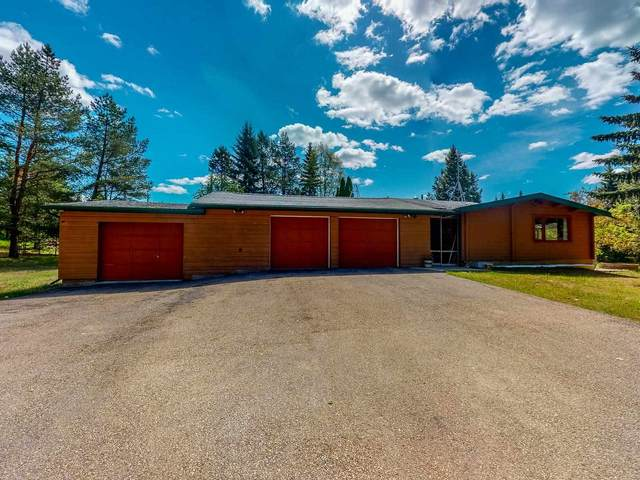 1-51328 Rge Rd 262, Rural Parkland County, AB T7Y 1C4 (#E4257196) :: Initia Real Estate