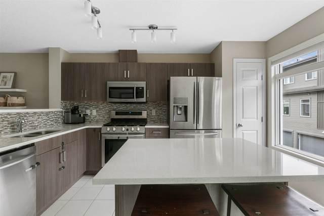 16 7503 Getty Gate, Edmonton, AB T5T 4S8 (#E4257199) :: Initia Real Estate