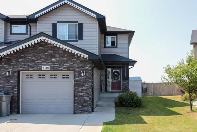 6416 60 Street, Beaumont, AB T4X 0J3 (#E4257220) :: Initia Real Estate