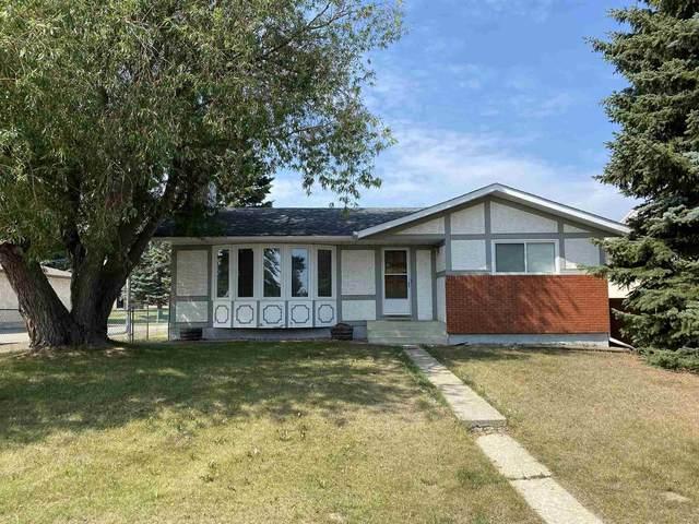 4122 43 Street, Stony Plain, AB T7Z 1J9 (#E4257299) :: Initia Real Estate