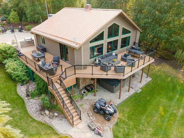 4 53002 Range Rd 54, Rural Parkland County, AB T5M 2T8 (#E4257424) :: The Foundry Real Estate Company