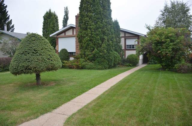 5508 55 Street, Barrhead, AB T7N 1C7 (#E4257512) :: The Foundry Real Estate Company
