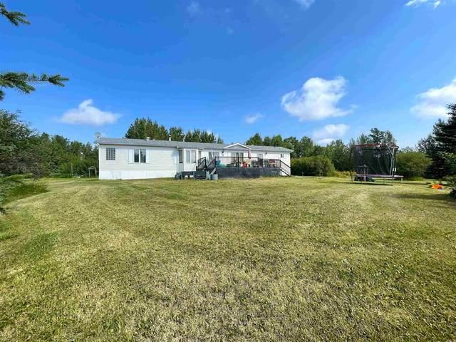 2 53222 RGE RD 34, Rural Parkland County, AB T0E 0N0 (#E4257851) :: Müve Team | Royal LePage ArTeam Realty