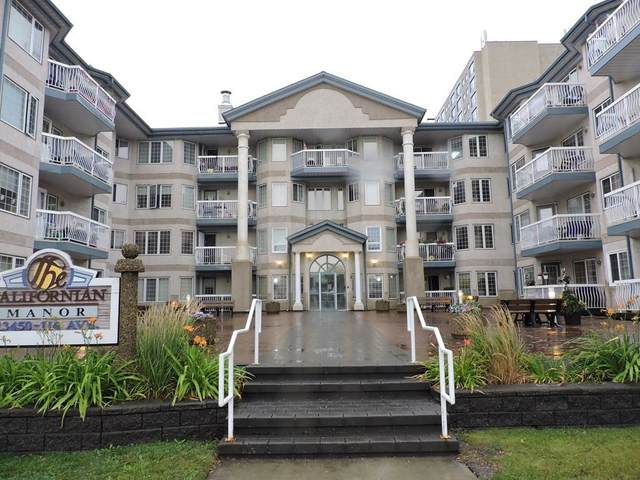 207 13450 114 Avenue NW, Edmonton, AB T5M 4C4 (#E4257861) :: Müve Team | Royal LePage ArTeam Realty
