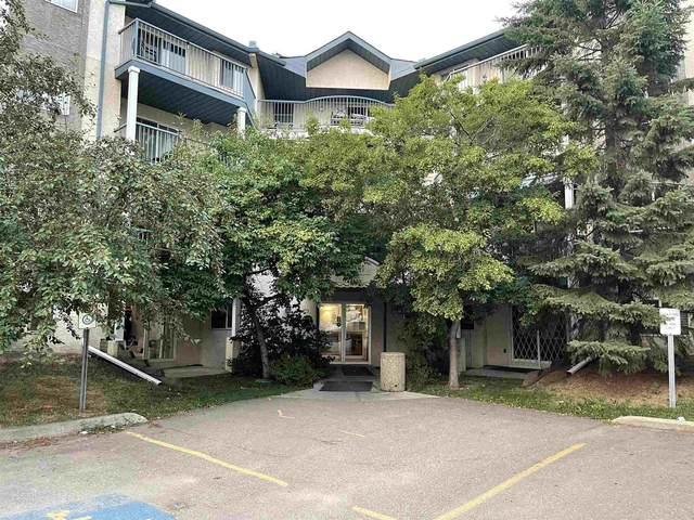 135 2520 50 Street, Edmonton, AB T6L 7A8 (#E4257866) :: The Foundry Real Estate Company
