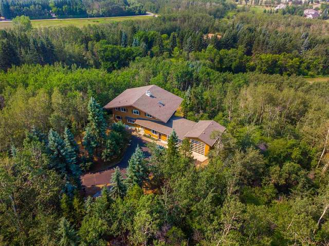 548 22560 Wye Road, Rural Strathcona County, AB T8A 4T6 (#E4258083) :: The Foundry Real Estate Company
