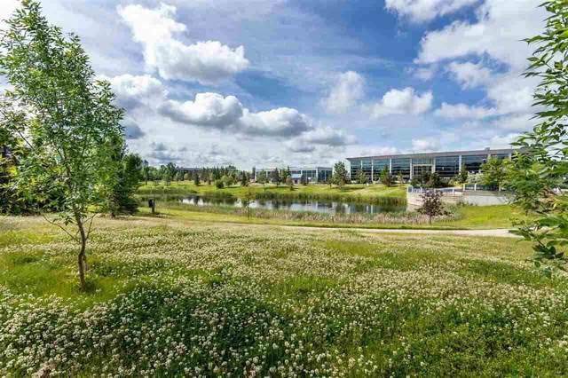 125 2741 55 Street, Edmonton, AB T6L 7G7 (#E4258246) :: The Foundry Real Estate Company