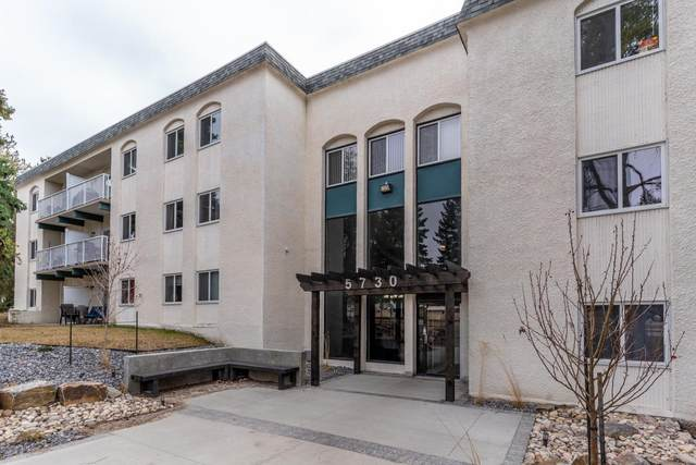 312 5730 Riverbend Road, Edmonton, AB T6H 4T4 (#E4258353) :: The Foundry Real Estate Company
