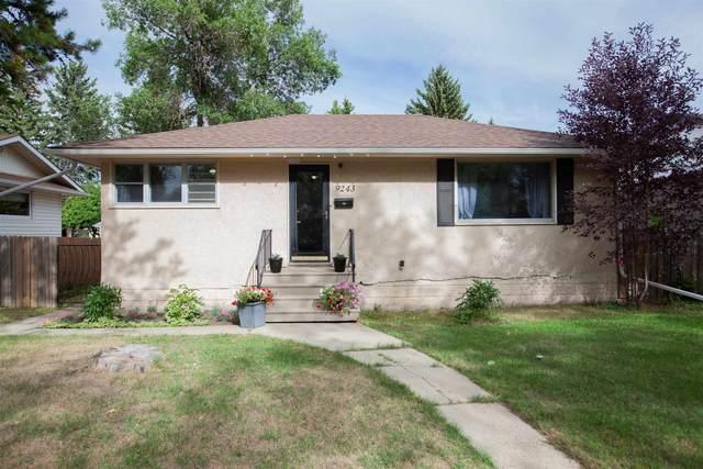 9243 148 Street, Edmonton, AB T5R 1A4 (#E4258476) :: The Good Real Estate Company