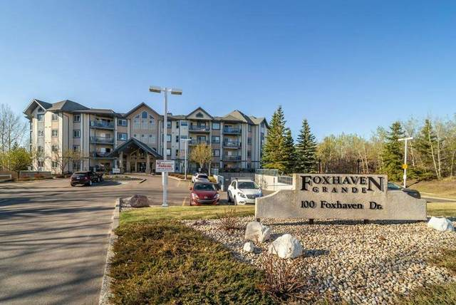 120 100 Foxhaven Drive, Sherwood Park, AB T9K 0C2 (#E4258764) :: The Foundry Real Estate Company