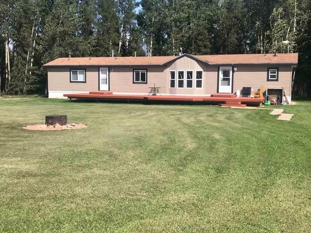 55219 Rge Rd 93, Rural Yellowhead, AB T0E 2M0 (#E4258769) :: The Foundry Real Estate Company