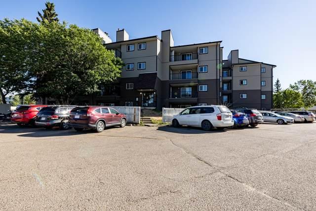104 4015 26 Avenue, Edmonton, AB T6L 5L9 (#E4259021) :: The Foundry Real Estate Company