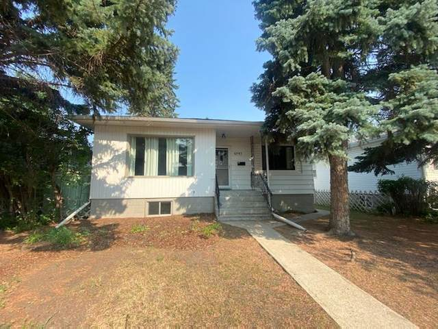 9543 87 Street, Edmonton, AB T6C 3W9 (#E4259313) :: Initia Real Estate