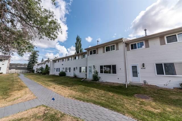 4339 46 Street, Stony Plain, AB T7Z 1J5 (#E4259324) :: Initia Real Estate