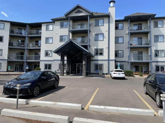 440 16311 95 Street, Edmonton, AB T5Z 3Y5 (#E4259437) :: The Foundry Real Estate Company