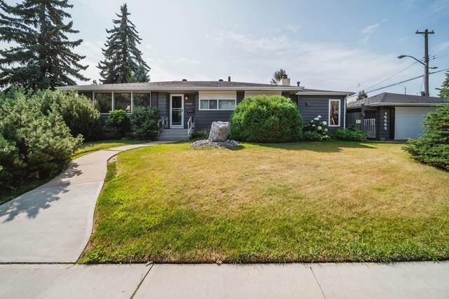 14503 78 Avenue, Edmonton, AB T5R 3C4 (#E4259548) :: Initia Real Estate
