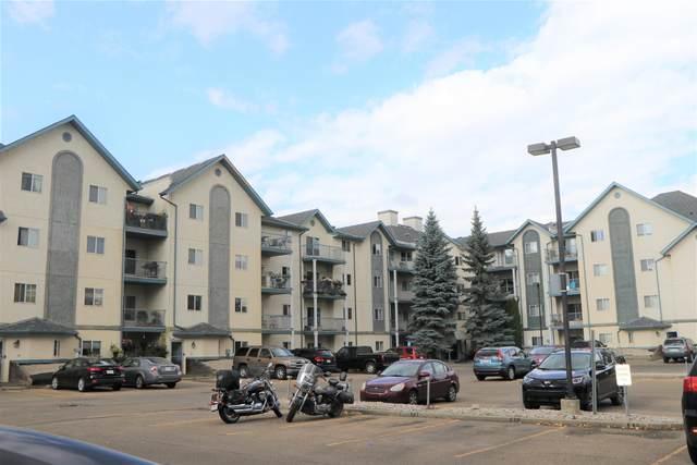 316 2508 50 Street, Edmonton, AB T6L 6X9 (#E4259555) :: The Foundry Real Estate Company
