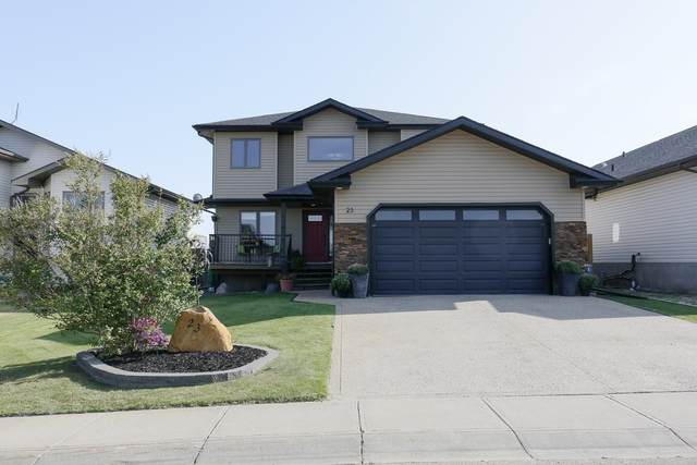 23 Beaverhillview Crescent, Tofield, AB T0B 4J0 (#E4259604) :: Initia Real Estate